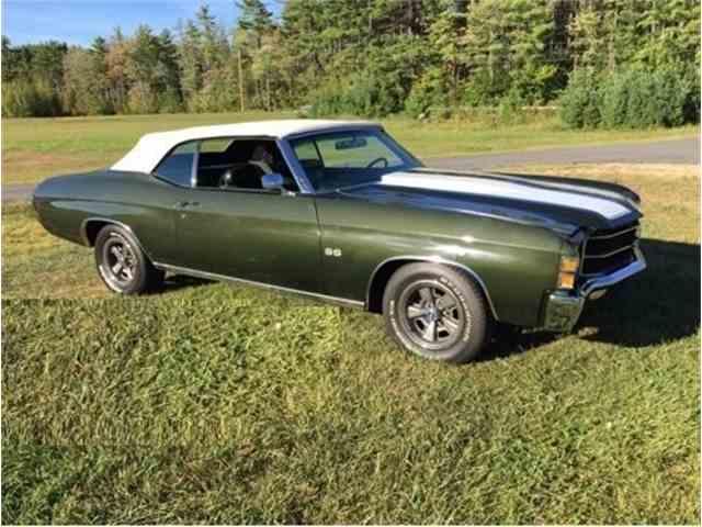 1971 Chevrolet Chevelle | 955264