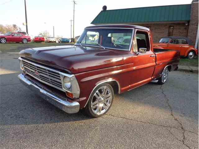 1967 Ford F100 | 955266