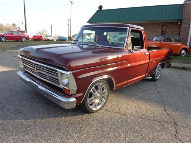 1967 Ford F100   955266