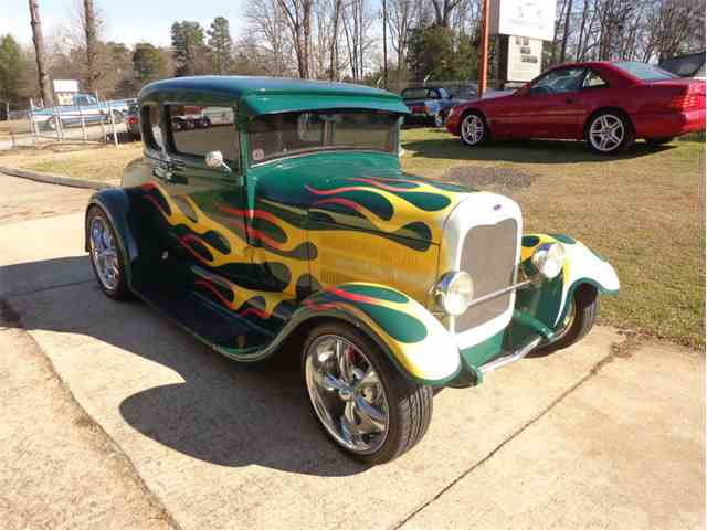 1929 Ford Model A Street Rod | 955268
