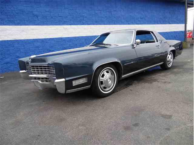 1967 Cadillac Eldorado | 955272