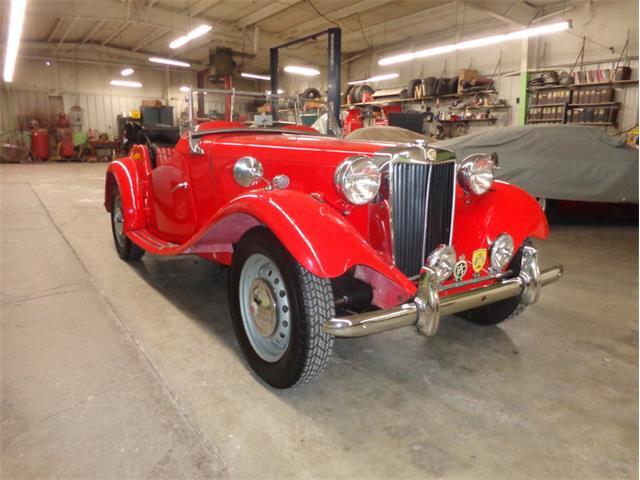 1953 MG TD   955275