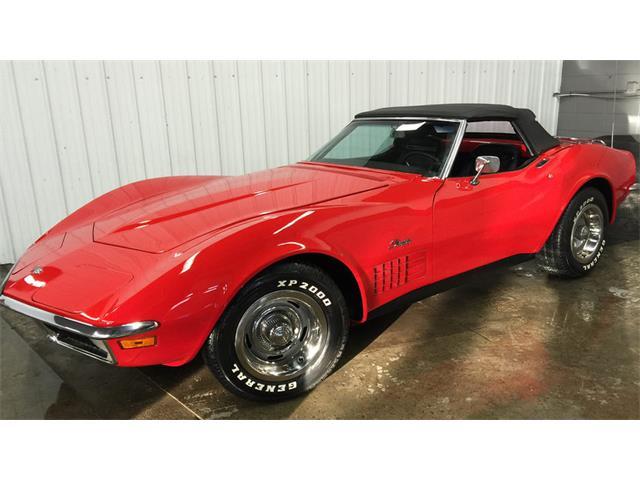 1970 Chevrolet Corvette | 955276