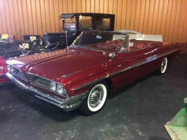 1961 Pontiac Bonneville | 955278