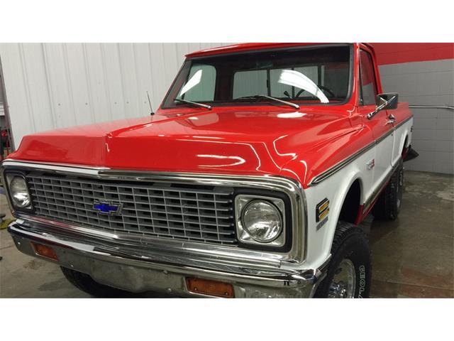1971 Chevrolet C/K 10 | 955280