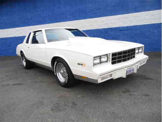 1981 Chevrolet Monte Carlo | 955281