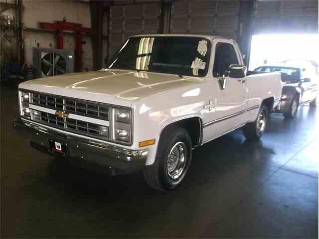 1987 Chevrolet C/K 10 | 955283