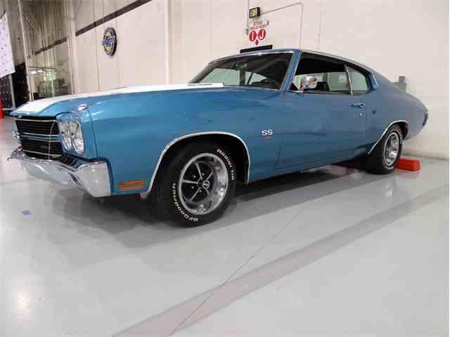1970 Chevrolet Chevelle SS | 955285
