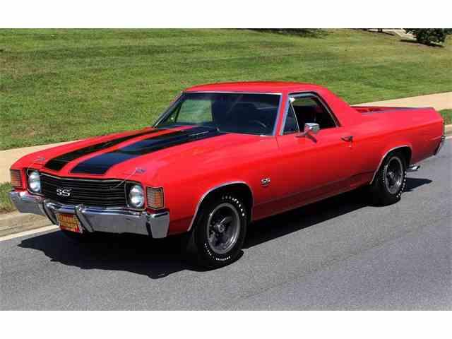 1972 Chevrolet El Camino | 955286