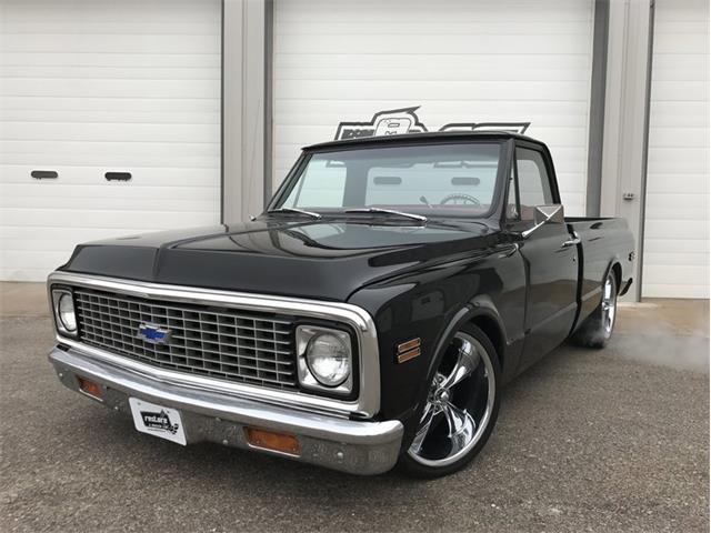 1972 Chevrolet C/K 10   955292