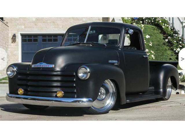 1951 Chevrolet 3100   955298