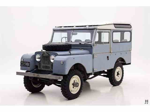 1955 Land Rover 88 Series II | 955308