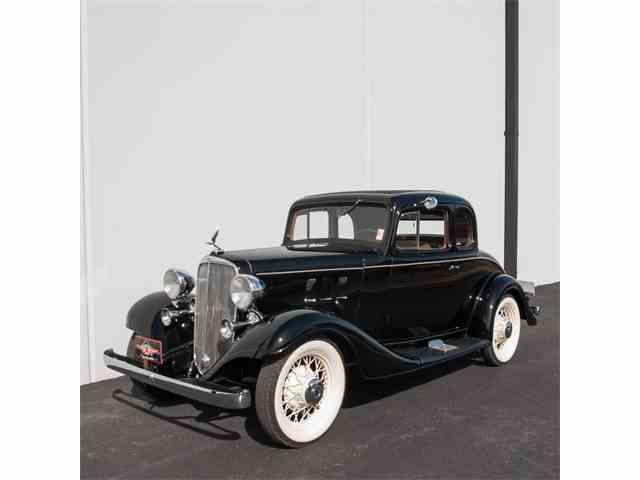 1933 Chevrolet Master Eagle | 955318
