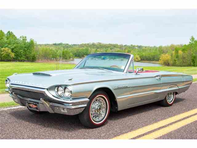 Picture of 1964 Thunderbird located in St. Louis Missouri - KH4Q