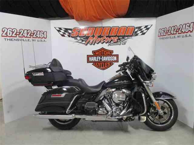 2015 Harley-Davidson® FLHTK - Ultra Limited | 955325