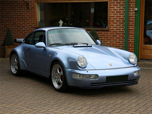 1994 Porsche 911 Type 964 Turbo 3.6 RHD | 955326
