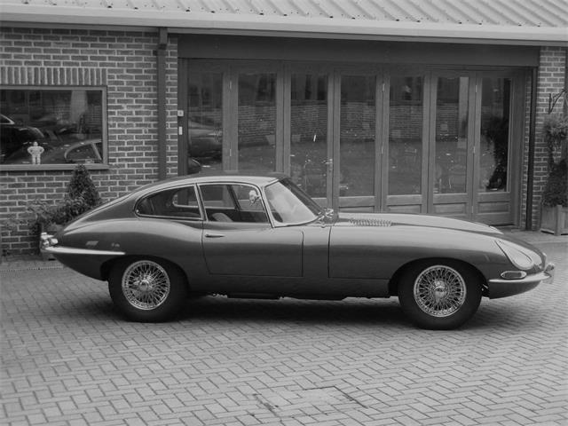 1964 Jaguar E-Type Sir Jack Brabham 4.2 Litre Fixed Head Coupe | 955327