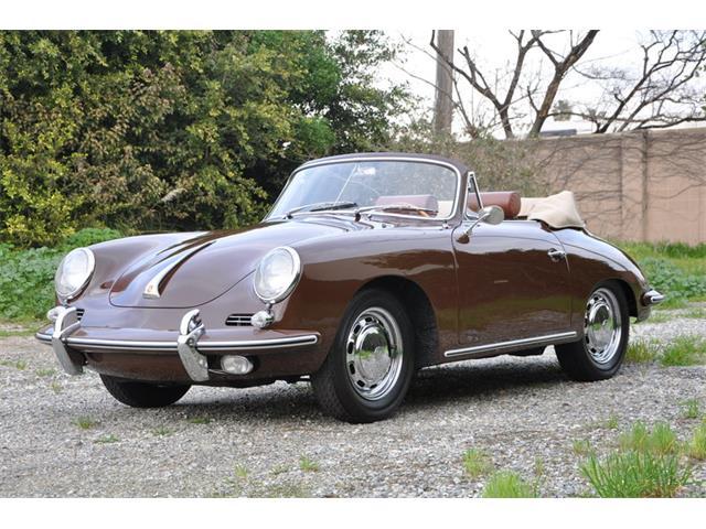 1965 Porsche 356SC   955329