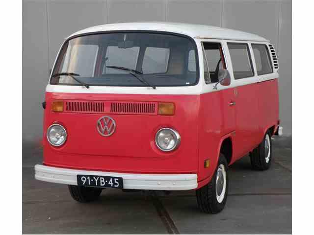 1972 Volkswagen T2   950533