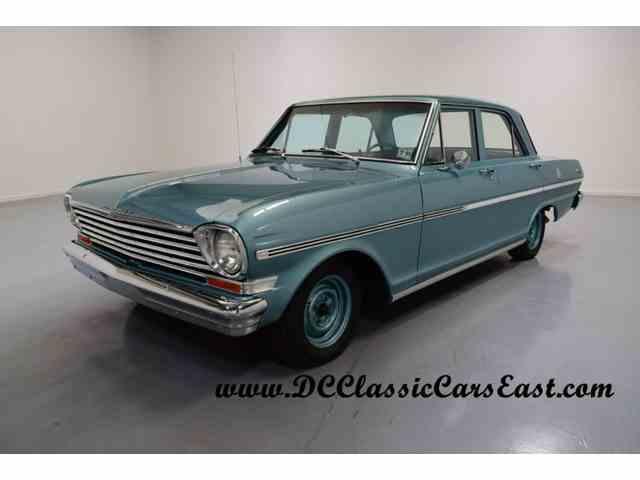 1963 Chevrolet Nova | 955334