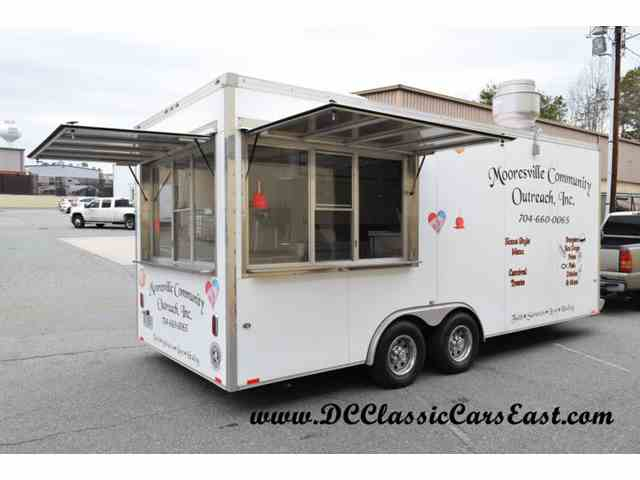 2011 Worldwide Trailers Concession Trailer | 955335