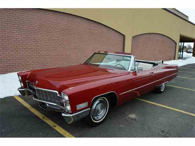 1968 Cadillac DeVille | 950534