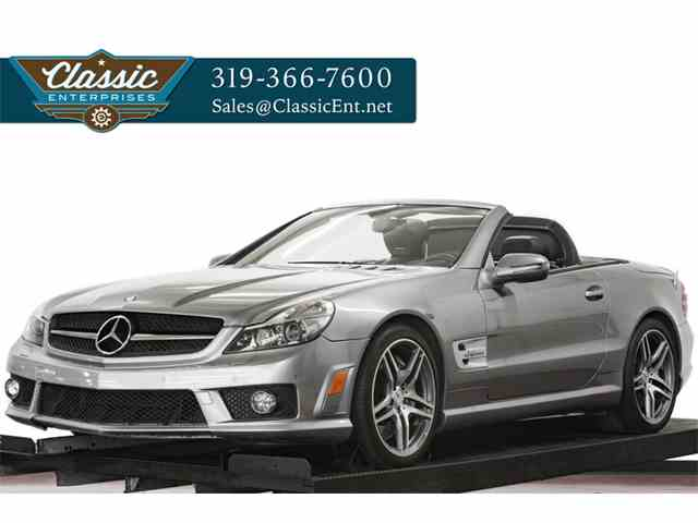 2009 Mercedes-benz SL63 AMG Convertible | 955353