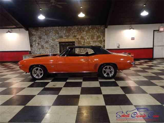 1969 Chevrolet Camaro | 955355
