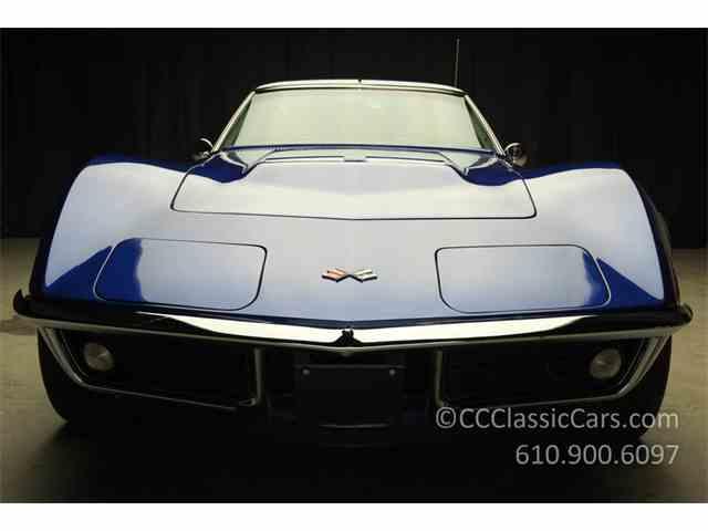 1969 Chevrolet Corvette | 955358