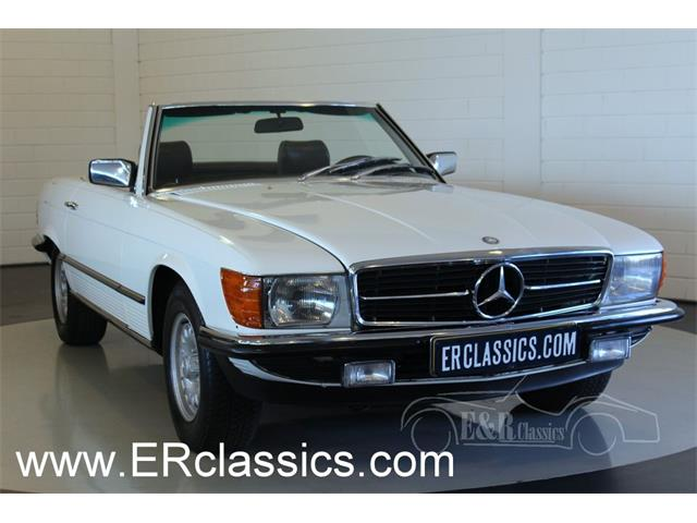 1981 Mercedes-Benz 280SL   955363