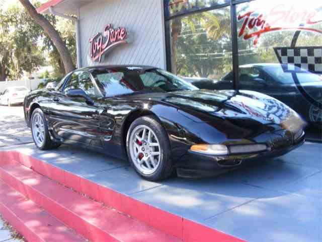 2002 Chevrolet Corvette | 955367