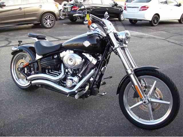2011 Harley-Davidson Motorcycle | 955370