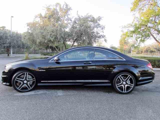 2008 Mercedes-Benz CL-ClassCL 63 AMG | 955373