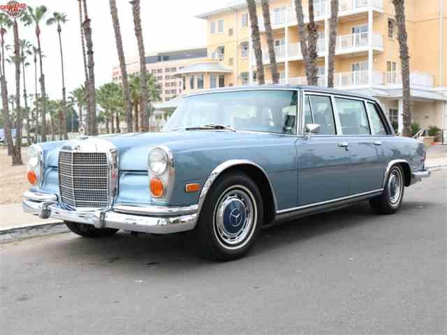 1972 Mercedes-Benz 600 | 955377