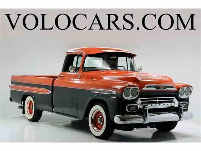 1959 Chevrolet Apache | 955380