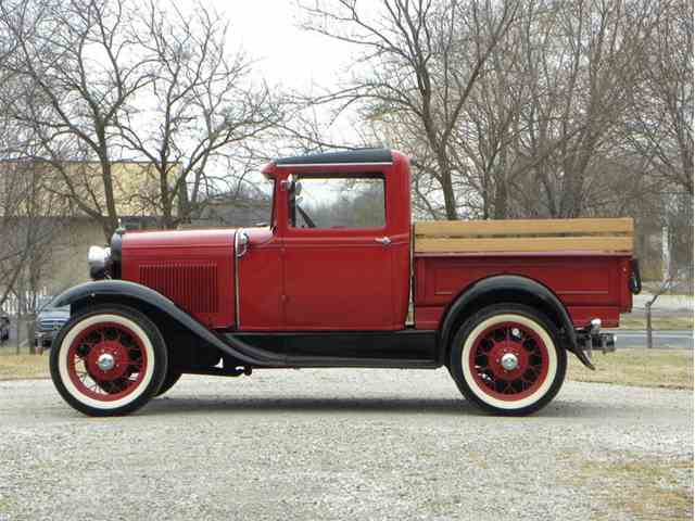 1930 Ford Model A | 955381