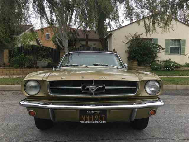 1965 Ford Mustang | 955385