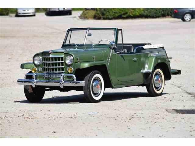 1950 Willys Jeepster | 955389