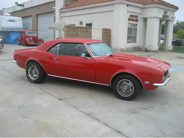 1968 Chevrolet Camaro | 955391