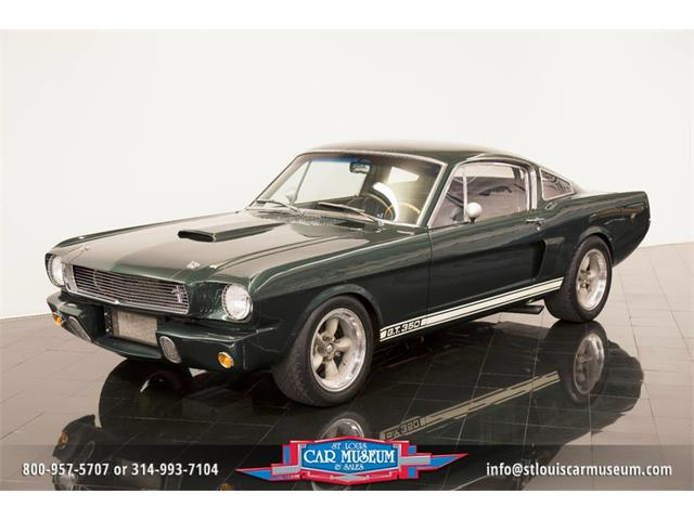 1965 Ford Shelby Mustang GT350R Tribute | 955398