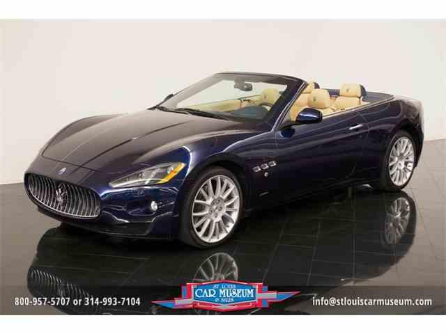 2014 Maserati Gran Turismo Convertible | 955399
