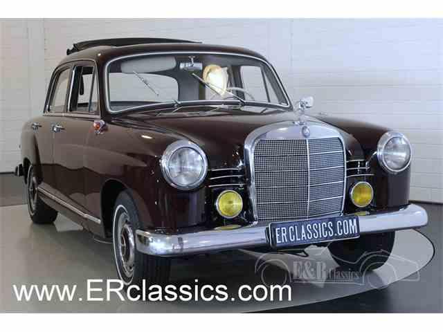 1961 Mercedes-Benz 190 | 950540