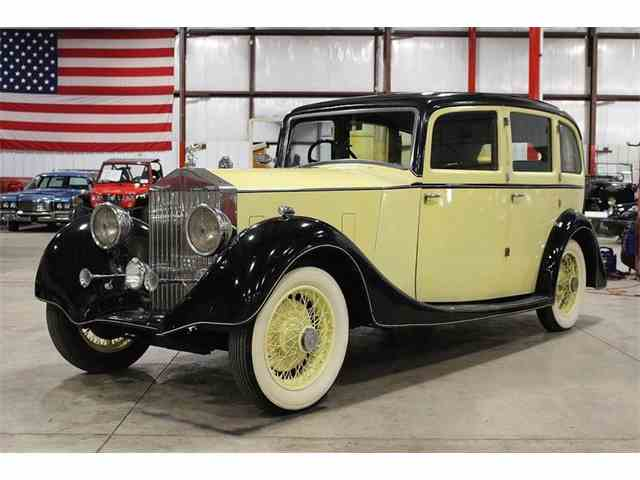 1935 Rolls-Royce 20/25 | 955401