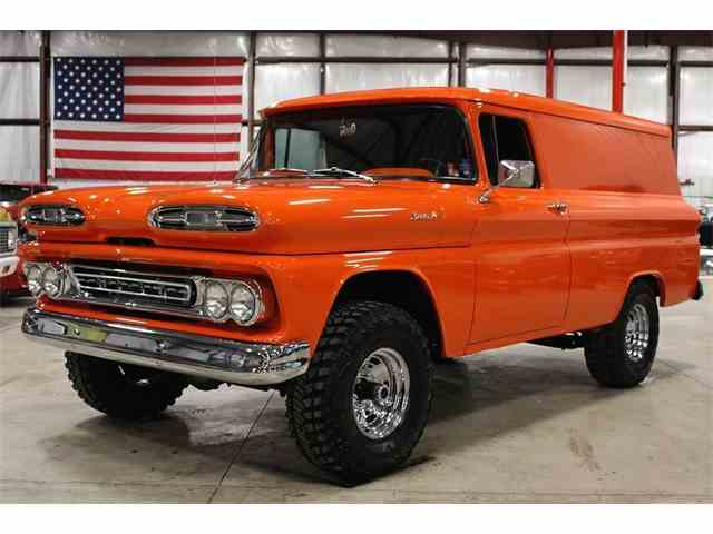 1961 Chevrolet Apache | 955402