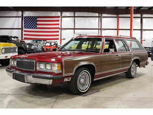 1991 Mercury Grand Marquis | 955404
