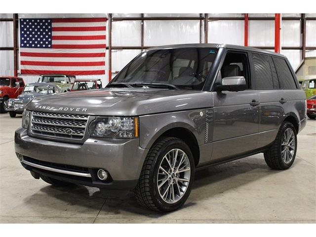 2011 Land rover Range Rover Super Charged | 955407