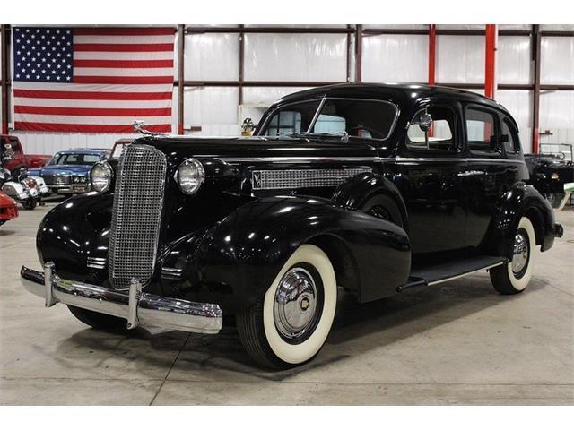 1937 Cadillac Series 60 | 955408