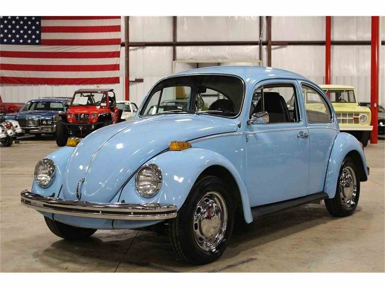 1972 volkswagen beetle for sale cc 955409. Black Bedroom Furniture Sets. Home Design Ideas