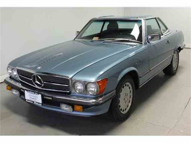 1986 Mercedes-Benz 560SL | 950541