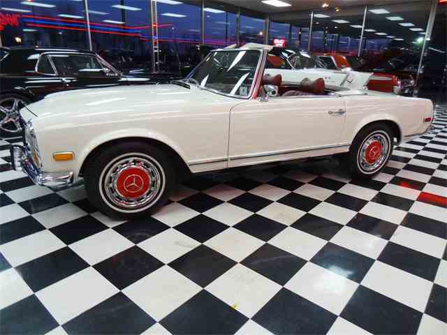 1970 Mercedes-Benz 280SL | 955410